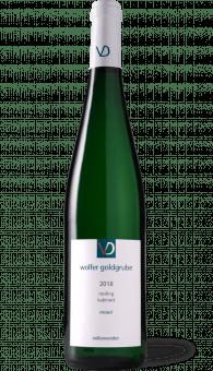 Vollenweider Wolfer Goldgrube Riesling Kabinett 2018