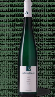 Vollenweider Wolfer Goldgrube Riesling Spätlese 2019
