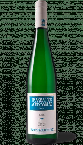 Weiser-Künstler Trarbacher Schloßberg Riesling Kabinett 2018