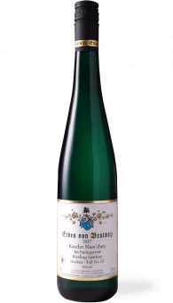 """Erben von Beulwitz Kaseler Nies'chen Faß Nr. 15 """"Im Steingarten"""" Riesling Spätlese 2017"""