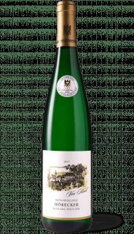 von Hövel Kanzemer Hörecker Riesling Spätlese 2017 Grosser Ring Auction Wine 2018
